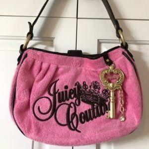 Juicy pink purse